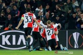 Liga Europa, Feyenoord tundukkan Porto, Rangers kalah di markas Young Boys