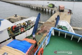 Jumlah penumpang ke Pulau Simeulue Aceh menurun drastis