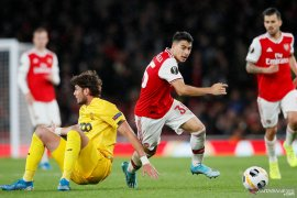 Liga Europa - Arsenal bantai Liege di Emirates