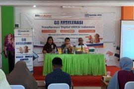BRI wadahi UMKM Gorontalo tingkatkan kualitas hadapi pasar digital