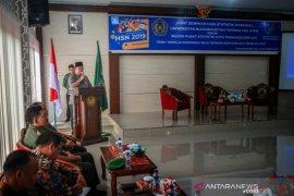 Wakil Wali Kota Padangsidimpuan buka seminar Hari Statistik Nasional