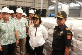 Menkeu pastikan impor tekstil ilegal tidak melalui PLB karena prosedur ketat