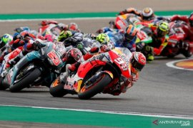 MotoGP batal gelar Grand Prix karena pandemi