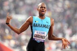 Kejuaraan atletik dunia, Steven Gardiner persembahkan emas untuk Bahama