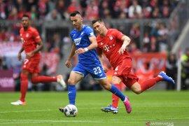Hasil Liga Jerman: Bayern Muenchen telan kekalahan pertama di kandang