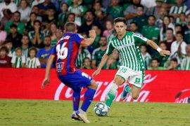 Liga Spanyol, Betis dan Eibar berbagi satu poin setelah bermain imbang 1-1