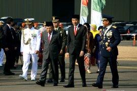 Presiden jelaskan posisi Wakil Panglima TNI segera diisi
