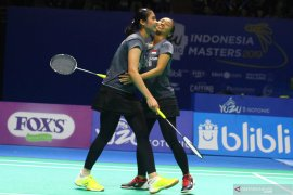 Tiga wakil Indonesia ke final Indonesia Masters 2019
