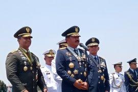 Drone CH4 jadi pembeda peringatan HUT Ke-74 TNI