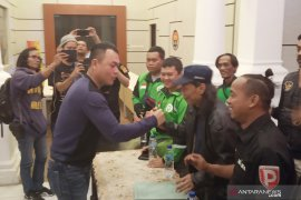 Polisi tendang ojol, Kapolresta Bogor minta maaf
