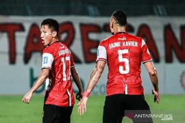 Tim Madura United taklukkan Persib 2-1