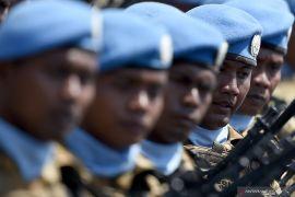 Menlu nyatakan tidak ada pasukan perdamaian Indonesia terinfeksi COVID-19