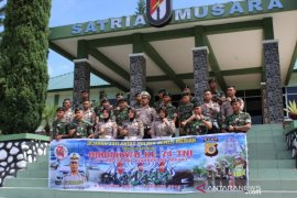 Sambut HUT ke-74 TNI, Satlantas Polres Bener Meriah buat SIM khusus prajurit TNI