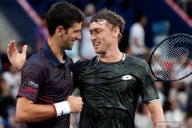 Delapan petenis bersiap hadapi turnamen ATP akhir tahun