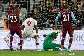Crystal Palace bangkit tundukkan West Ham