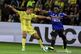 Liga Prancis - Nantes naik ke posisi kedua saat Dijon bukukan kemenangan kedua