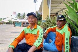 Restorasi kerang hijau di Ancol, kasus pencurian jadi tantangannya