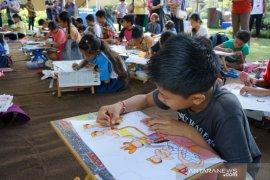 Di Denpasar, 1.000 peserta ikuti lomba gambar tumbuhkan kreativitas
