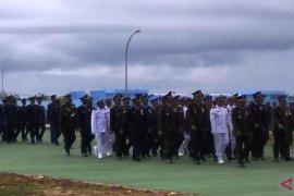 TNI diharapkan tetap profesional jaga kedaulatan NKRI