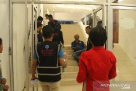 Polisi proses kasus pemukulan pada pertandingan bola