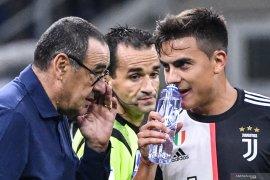 Bagi Sarri, keberhasilan lampaui Inter tidak banyak berarti