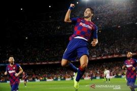 Liga Spanyol - Barcelona mulai buntuti Real Madrid
