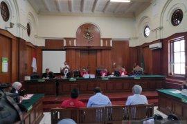 PN Surabaya gelar sidang perdana kasus jalan ambles Gubeng