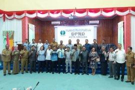 DPRD Sibolga dan Tapteng bahas MoU revolusi biru bidang kelautan