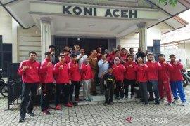 Anggar Aceh diharapkan raih sebanyaknya tiket PON