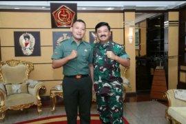 Kopda Hardius Rusman, prajurit lulusan SMA Bengkulu Selatan yang kuasai tujuh bahasa asing
