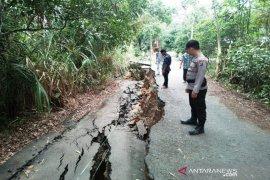 Penanganan Jalan Desa Matang Lurus Butuh Anggaran Rp3,6 Miliar