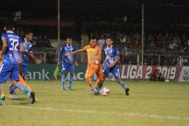 Kompetisi Liga 2 Indonesia - Persiraja kalahkan PSCS 2-1