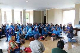 Polbangtan Bogor ajak 120 petani studi lapangan