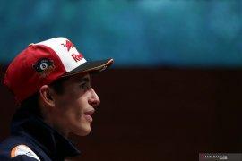 Marquez: saaat itu tubuh saya bilang 'berhenti' dan saya pun berhenti