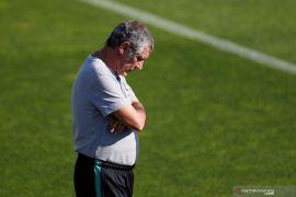 Nations League, Fernando Santos sudah prediksikan Portugal bakal dapat grup berat