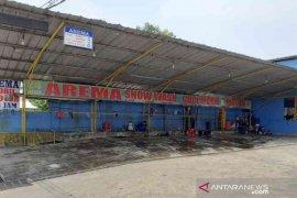 Perampokan tempat cucian mobil terekam CCTV di Bekasi, Polisi lakukan olah TKP