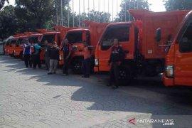 15 truk sampah Kota Bekasi rusak berat akan dihapus operasionalnya