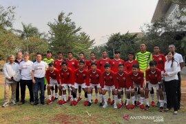 Garuda Select siap hadapi Torino U-17