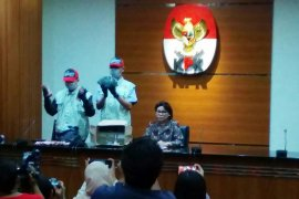 Bupati Lampung Utara ditahan terkait OTT