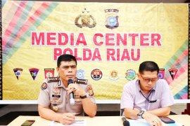 Curi senjata api anggota polisi, Polda Riau tembak bandit