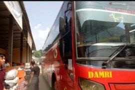 Perum Damri buka trayek Pangkalpinang-Jakarta via Palembang dan Lampung