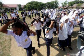 BPBD: Pembentukan sekolah aman bencana dilakukan bertahap