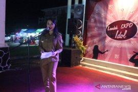 """Meriahkan HUT ke-20, """"Landak SKPD Idol"""" diikuti puluhan peserta"""