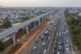 Presiden Jokowi: LRT Jabodebek akan layani 31 rangkaian kereta