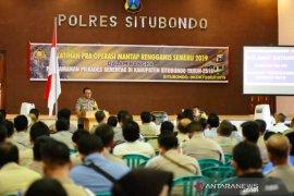 Pengamanan pilkades serentak Situbondo libatkan 3.344 personel gabungan