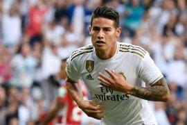 James Rodriguez nego pindah ke Manchester United
