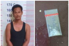 Operasi Antik Toba 2019, Polisi Gebang mengamankan pemilik narkotika