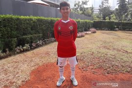 Sepak bola - Muhammad Rafli Asrul, anak Enrekang yang siap berkibar di Eropa