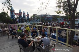 """Pelindo III ubah kesan """"serem"""" pelabuhan dengan Taman Barunawati di pintu masuk"""