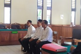 Tiga penyelundup benih lobster diadili di PN Denpasar